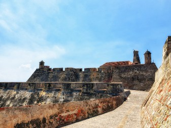 fortresses of Cartagena